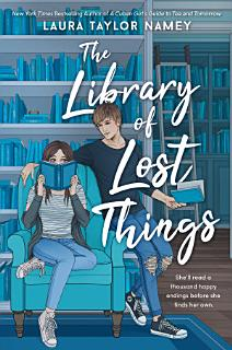 The Library of Lost Things Book