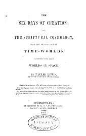 Scriptural Cosmology