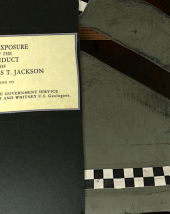 Full Exposure of the Conduct of Dr. Charles T. Jackson, Leading to His Discharge from the Government Service, and Justice to Messrs. Foster and Whitney, U. S. Geologists
