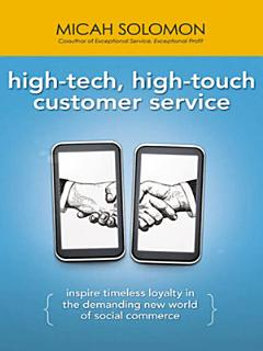 High Tech  High Touch Customer Service Book