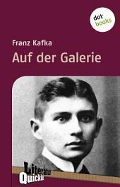 Auf der Galerie - Literatur-Quickie