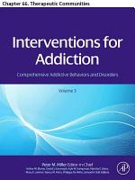 Interventions For Addiction PDF