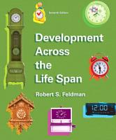 Development Across the Life Span PDF