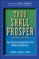 Thou Shall Prosper PDF