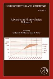 Advances in Photovoltaics:: Part 1