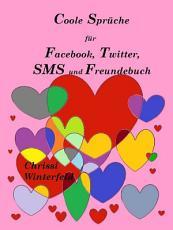 Coole Spr  che f  r Facebook  Twitter  SMS und Freundebuch PDF