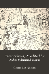 Twenty lives; ?c edited by John Edmund Barss