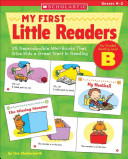My First Little Readers PDF
