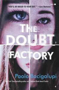 The Doubt Factory Book