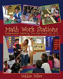 Math Work Stations Book
