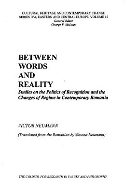 Between Words and Reality PDF