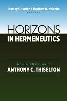 Horizons in Hermeneutics PDF