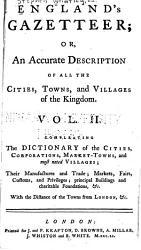 England S Gazetteer Book PDF