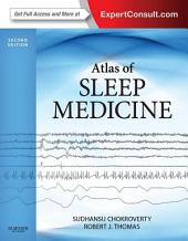 Atlas of Sleep Medicine: Expert Consult - Online and Print, Edition 2