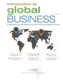 Introduction to Global Business   Mindtap Management  1 Term 6 Month Printed Access Card