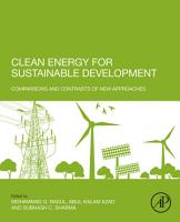 Clean Energy for Sustainable Development PDF