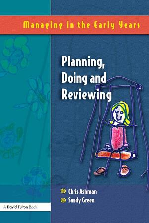 Planning  Doing and Reviewing PDF