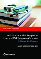 Health Labor Market Analyses in Low  and Middle Income Countries PDF