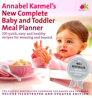 New Complete Baby and Toddler Meal Planner PDF
