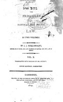 The Principles of Natural and Politic Law    PDF
