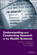 Understanding and Conducting Research in the Health Sciences PDF
