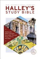 NIV  Halley s Study Bible  eBook PDF