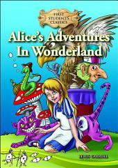 e-First Students' Classics: Alice's Adventure In Wonderland