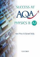 Success at AQA Physics B A2 PDF