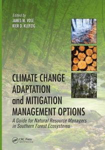 Climate Change Adaptation and Mitigation Management Options