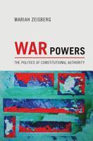 War Powers PDF
