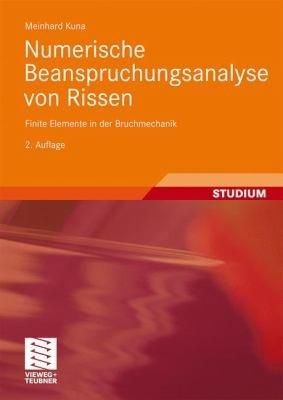 Numerische Beanspruchungsanalyse von Rissen PDF