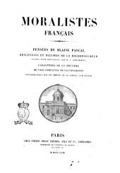 Moralistes français