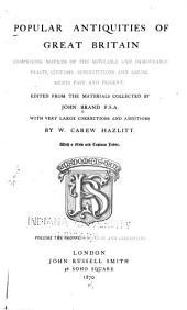 Customs and ceremonies