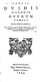 Scripta Amatoria complexus