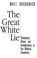 Download The Great White Lie Book