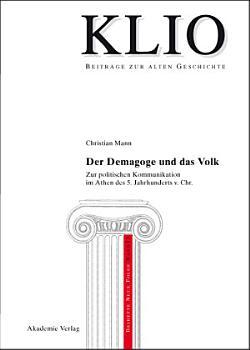 Die Demagogen und das Volk PDF