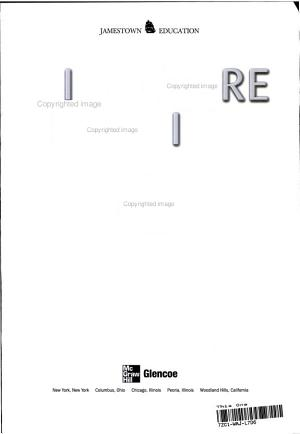 Jamestown Signature Reading  Student Edition  Level G PDF