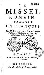 Le missel romain