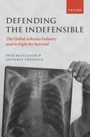 Defending the Indefensible PDF