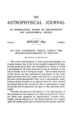 The Astrophysical Journal PDF