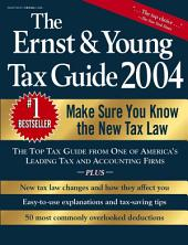 The Ernst & Young Tax Guide 2004
