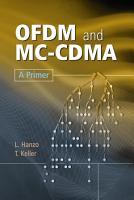 OFDM and MC CDMA PDF