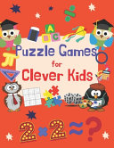 Puzzle Games For Clever Kids PDF