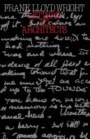 Letters to Architects PDF