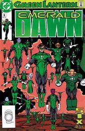 Green Lantern: Emerald Dawn (1989-) #6