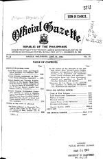 Official Gazette PDF