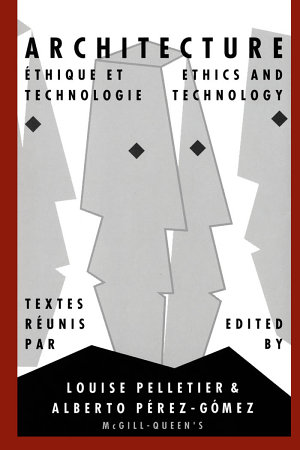 Architecture  Ethics  and Technology PDF