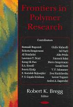 Frontiers in Polymer Research