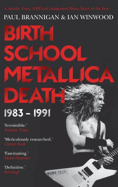 Download Birth School Metallica Death Book