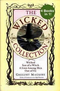 The Wicked Years Complete Collection Book